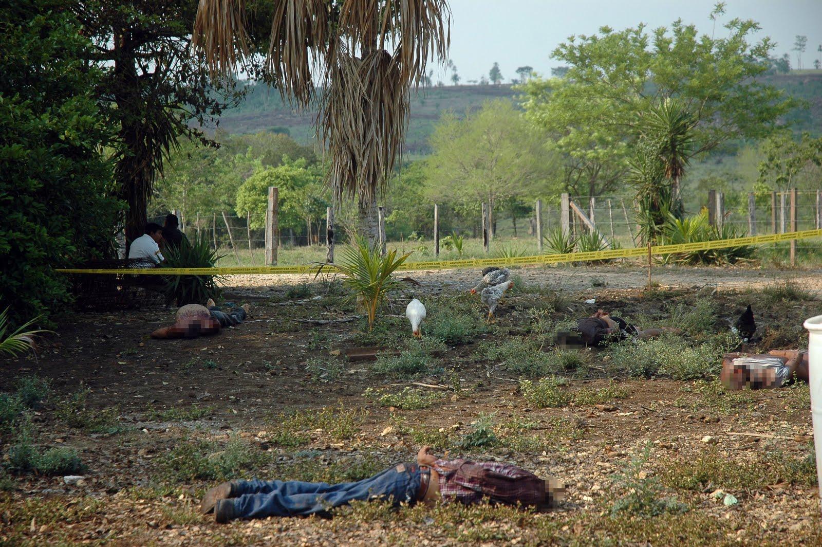 El Orden en el Caos: Petén: Una masacre más