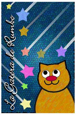 Lágrimas de San Lorenzo con gato
