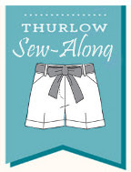 Lladybird&#39;s Sewaholic Thurlow Sewalong