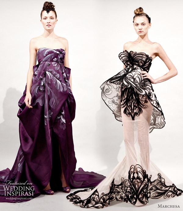 Fantasy Wedding Dresses Spring Summer 2011