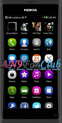 ������ Contact Launch 2.0 ����� n9