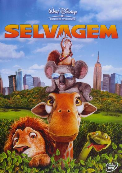 Filme Selvagem Dublado AVI DVDRip