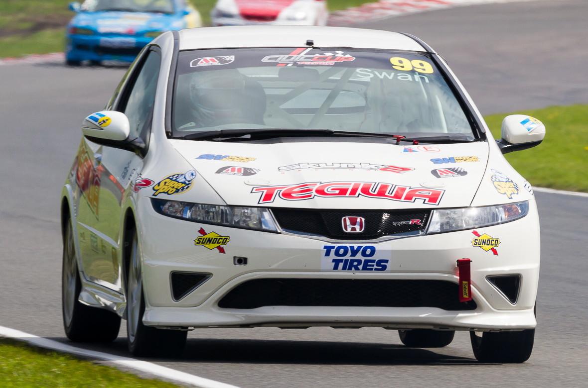 Tegiwa Civic Cup, wyścigi, japońska motoryzacja