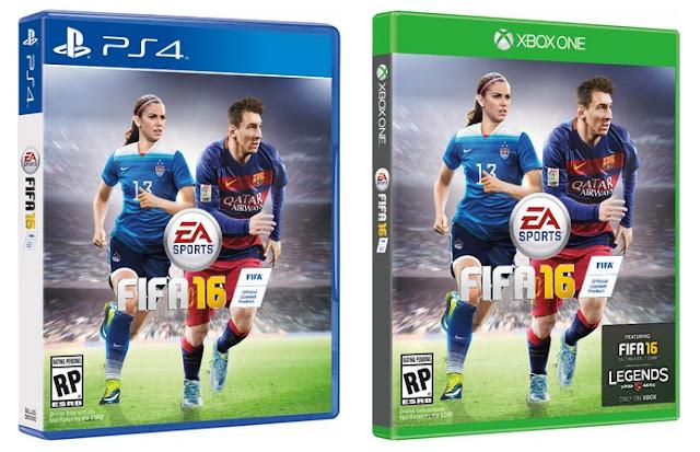 Portada FIFA 16 US