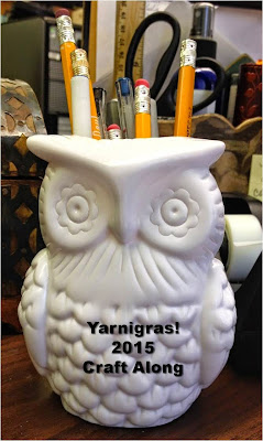 Yarnigras! 2015 Craft Along