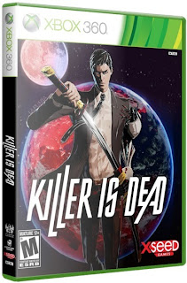 Killer+is+Dead2 Download   Jogo Killer is Dead NTSC XBOX360 iMARS(2013)
