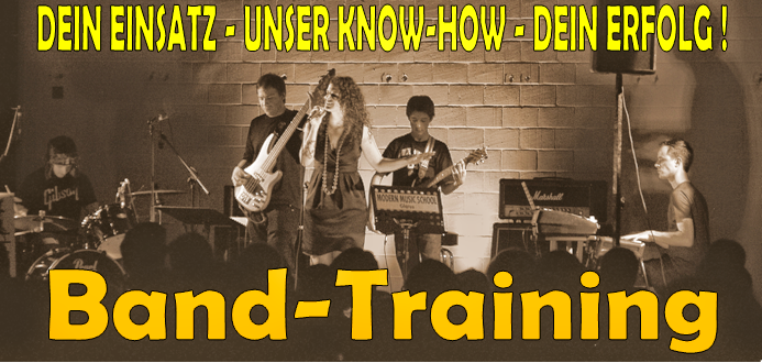 Band-Training / -Workshop