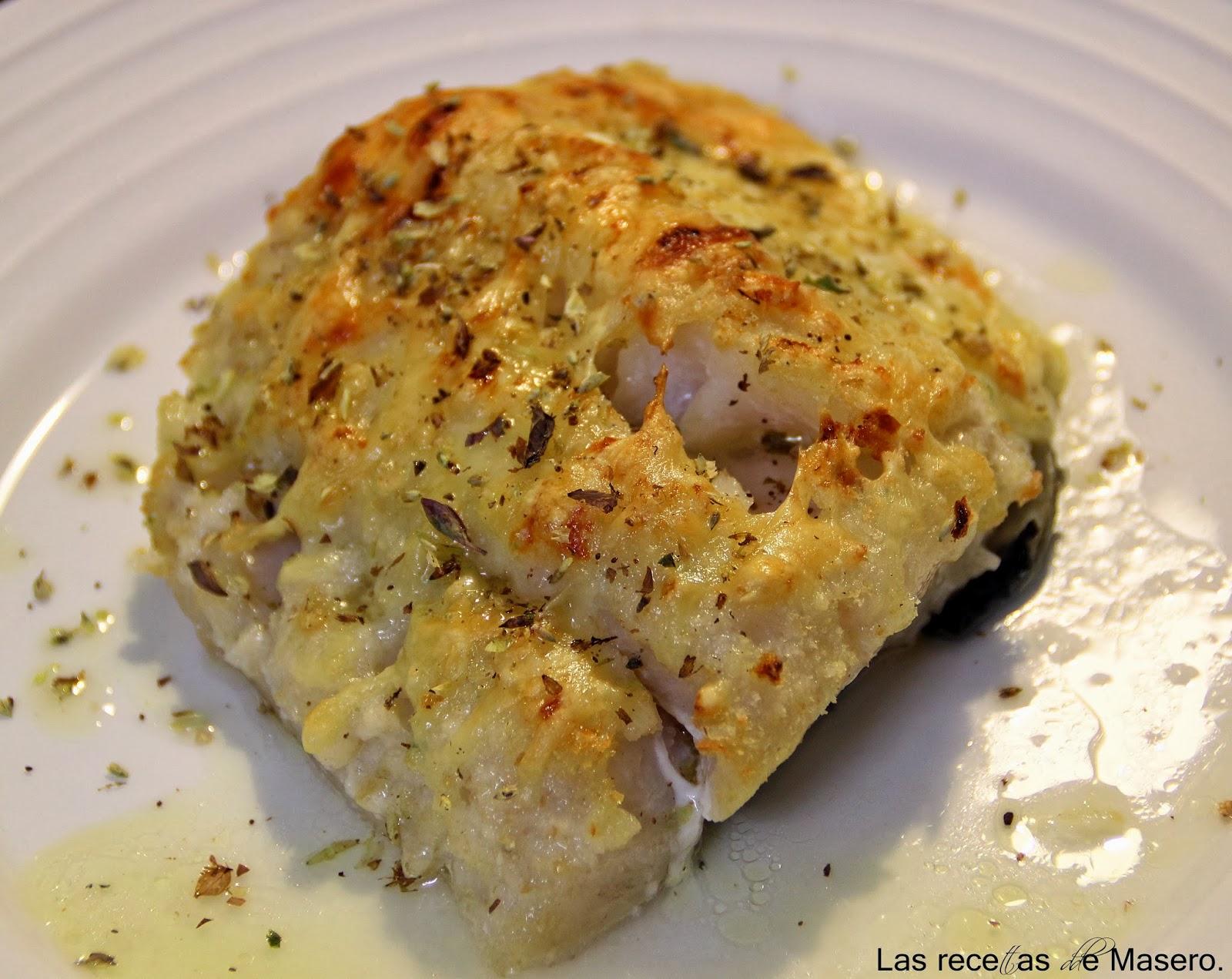 Las recetas de masero bacalao al horno for Como cocinar bacalao al horno