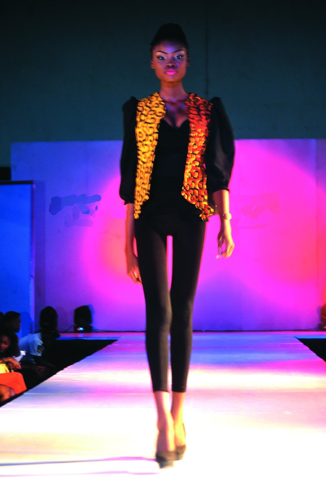 Naija News Magazine Nigerian Student Fashion And Design Week Goes Annual