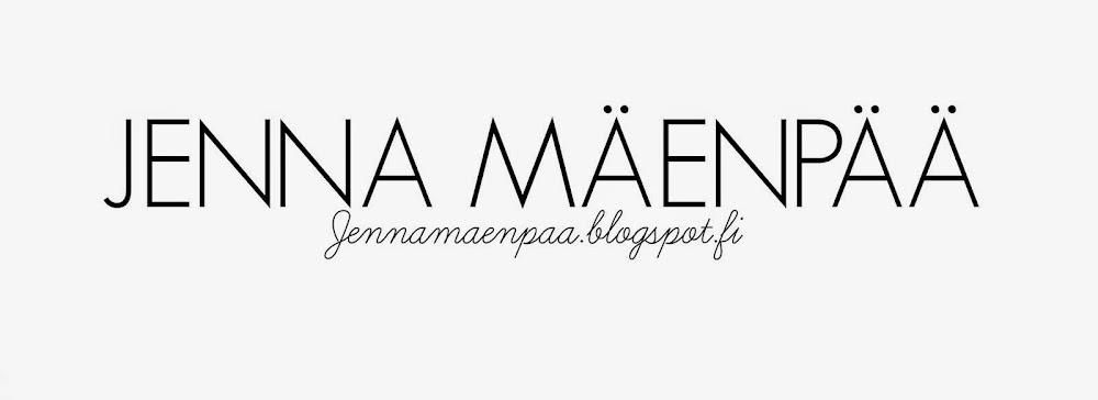 Jenna Mäenpää