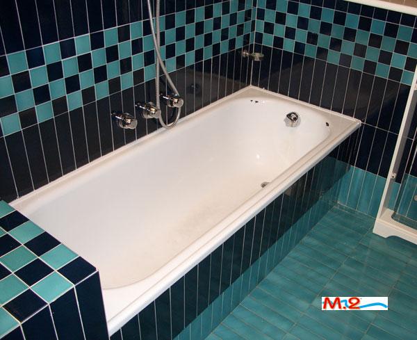Vasca Da Bagno Ruggine : Vasca nuova nella vecchia m.2 trasformazione vasca in doccia e