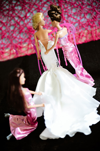 Barbie and Ken's Wedding Pictures