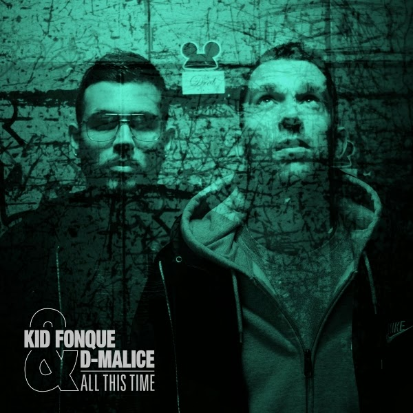 Kid Fonque and D-Malice All This Time soul candi