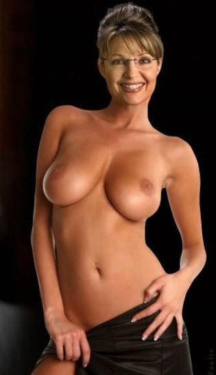 фото голая сара пэйлин