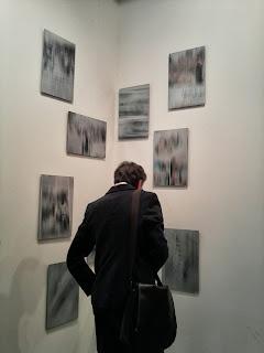 Estampa, 2013, Feria de arte, Exposiciones Madrid, Matadero, Blog de arte, Voa-Gallery, Yvonne Brochard, Chema Alvargonzalez, Galería Juan Silio, Santander,