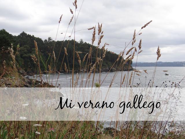 Mi verano gallego 2015