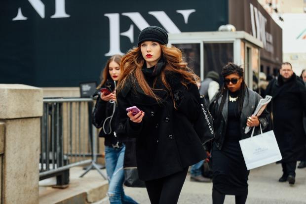New York, February 2016