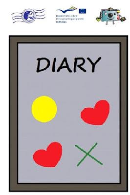 http://issuu.com/baudilioarce/docs/the_mascot_s_diary_2465ba13e53e61/1