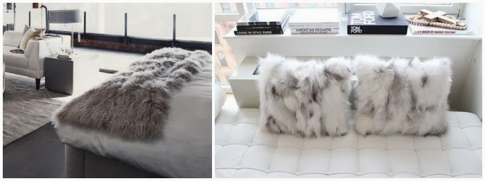 Do You Feel About Fur Or Faux Fur Throws Or Pillows In Your Home Decor