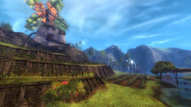 OMG, the windmill is a tall ship!
