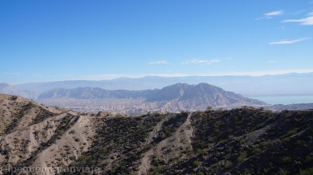 Trekking Panoramico, Dique de Ullum , sierras de marquesado