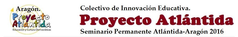 Colectivo de innovación Atlántida-Aragón