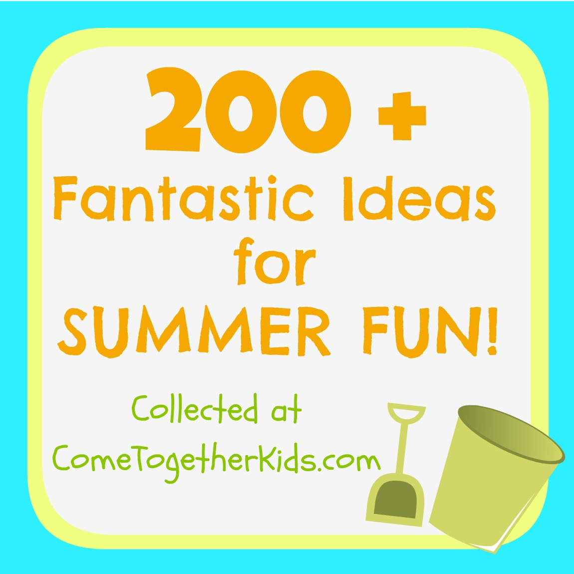 come together kids summer fun projects and activities summer fun projects and activities