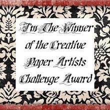 I won the February Challenge!!
