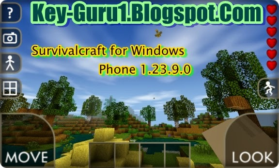 Survivalcraft 1.23.9.0 for Windows Phone Game