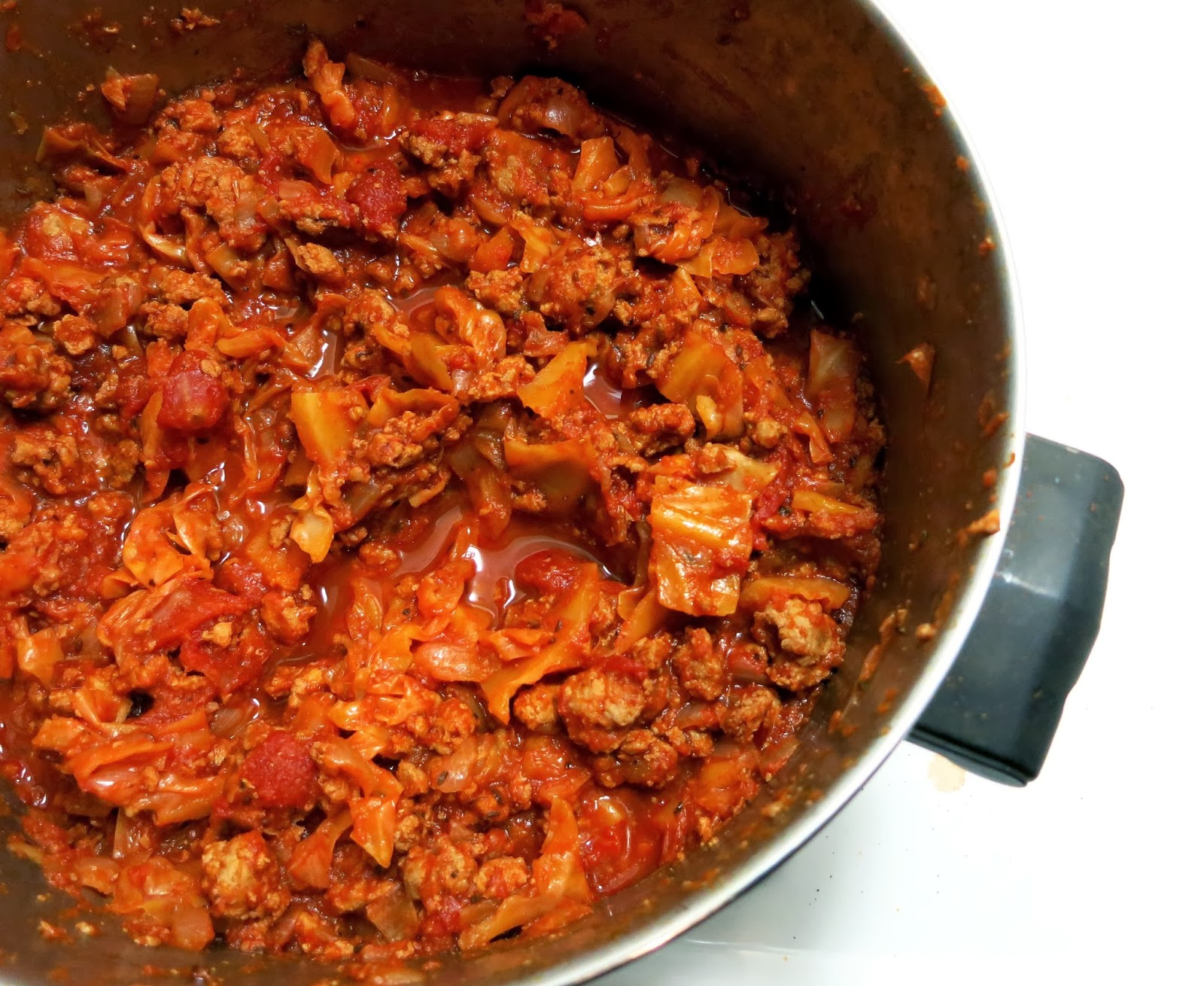 Cabbage Roll Stew