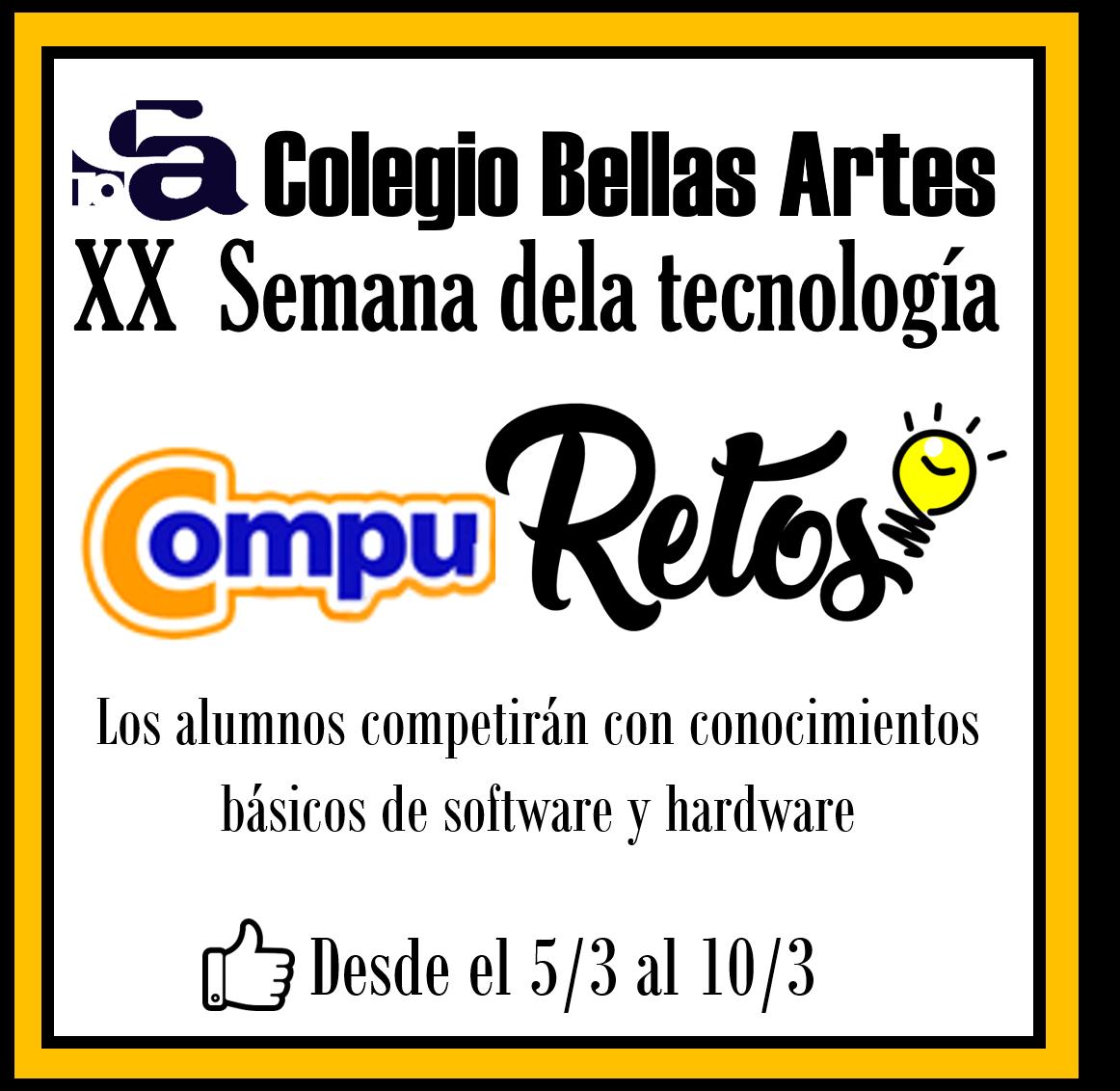 SEMANA DE LA TECNOLOGIA 2018
