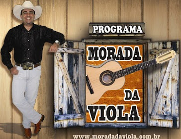 PROGRAMA MORADA DA VIOLA