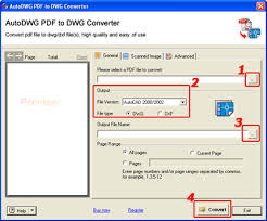 How to Install PDF TO DWG Converter 1