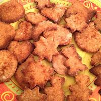 Sablés sans gluten et sans lactose à la cannelle et au miel d'acacia - Mielizia