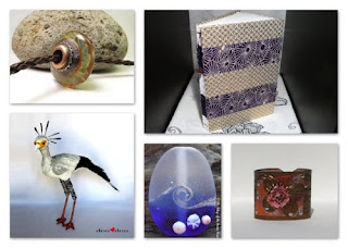 Fun Friday Finds from Handmade Artists Shop 05.25