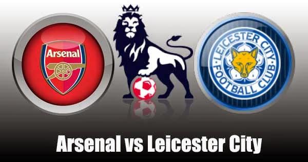 Prediksi Liga Inggris : Arsenal vs Leicester City 11-02-2015