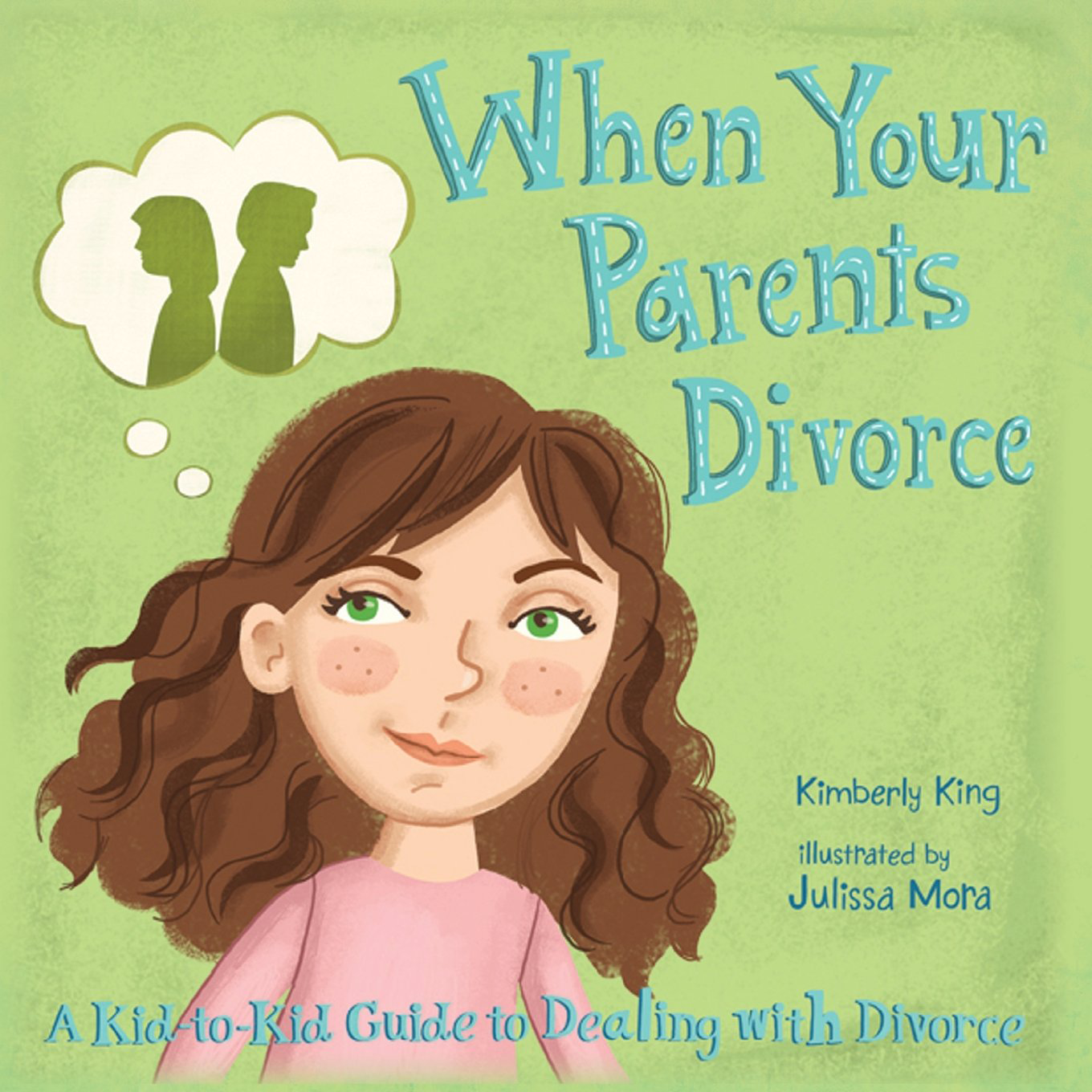 Kid-to-Kid Guide to Dealing with Divorce