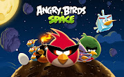 Angry Bird Space Wallpaper
