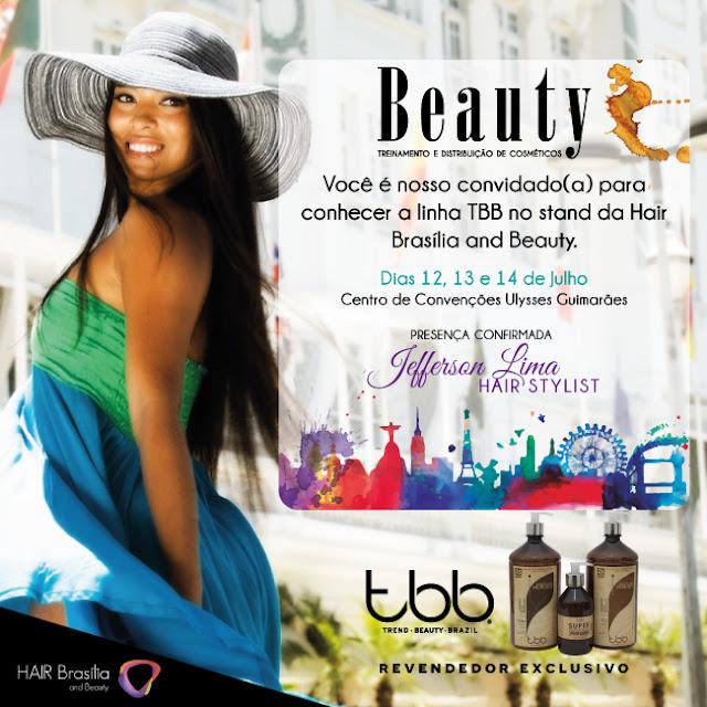 Trend Beauty Brasil na Hair Brasília 2015