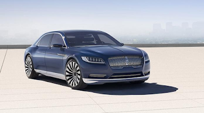 The New Lincoln Continental Could Be Made In Michigan