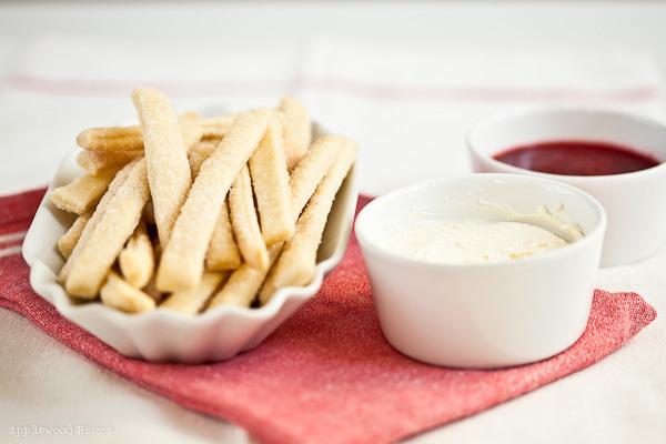 Pie Fries ala Zucker Zimt und Liebe