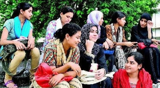 Jumlah Wanita Muslim Sekolah di India Meningkat Drastis
