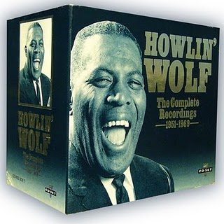 Howlin\' Wolf - The Complete Recordings - 1951, 1969 - 7 cd Box Set.