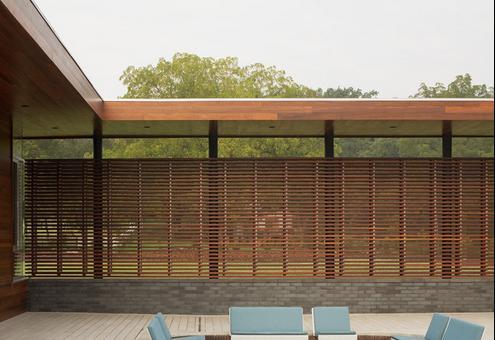 Fotos de techos agosto 2013 for Techos modernos exterior
