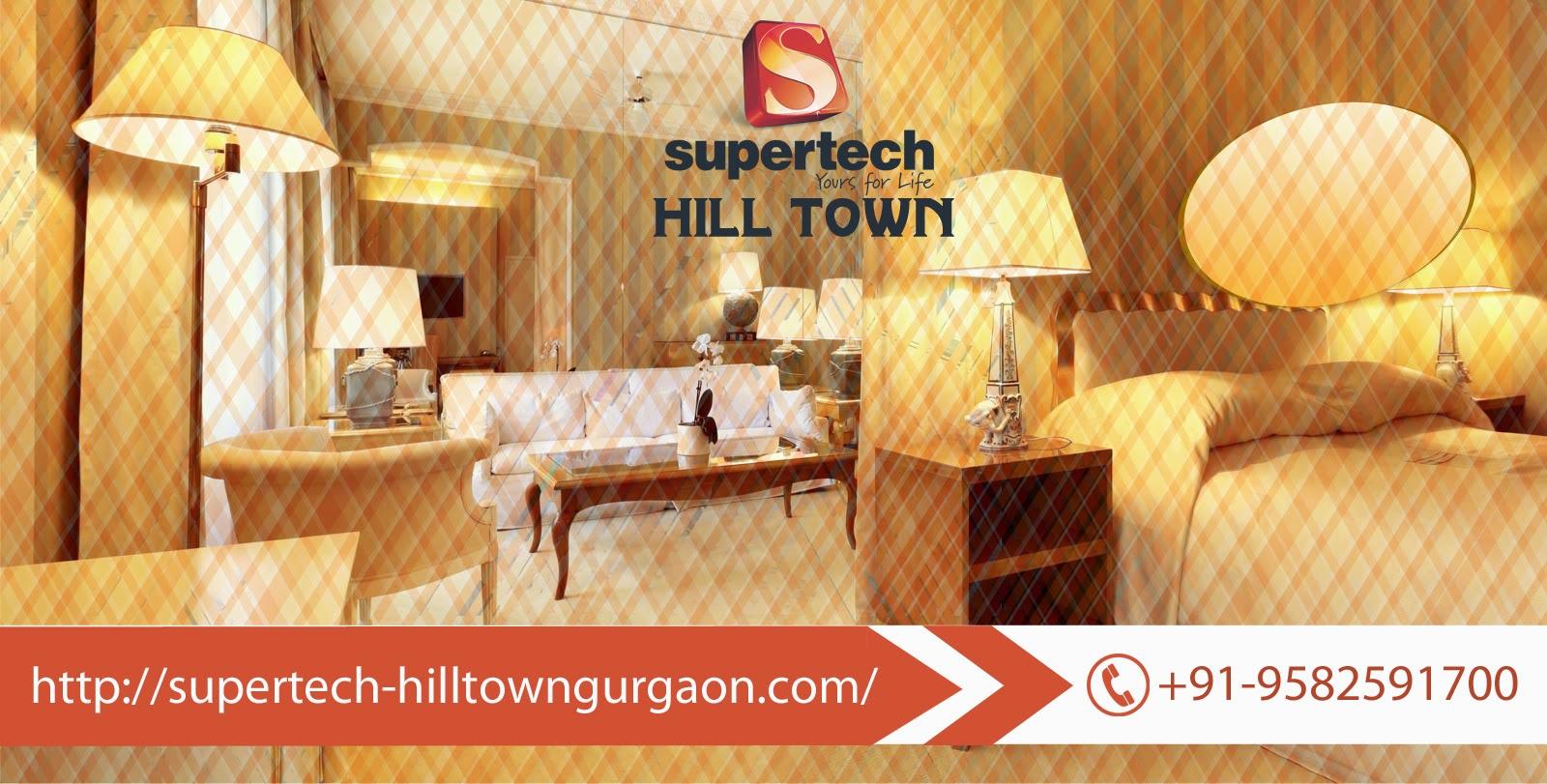 Supertech Hill Town