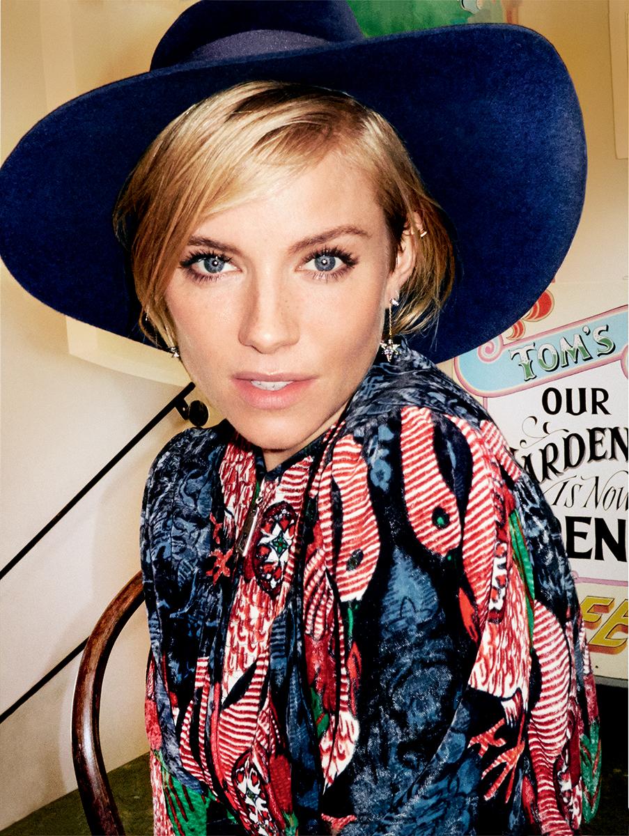 Sienna Miller, Vogue