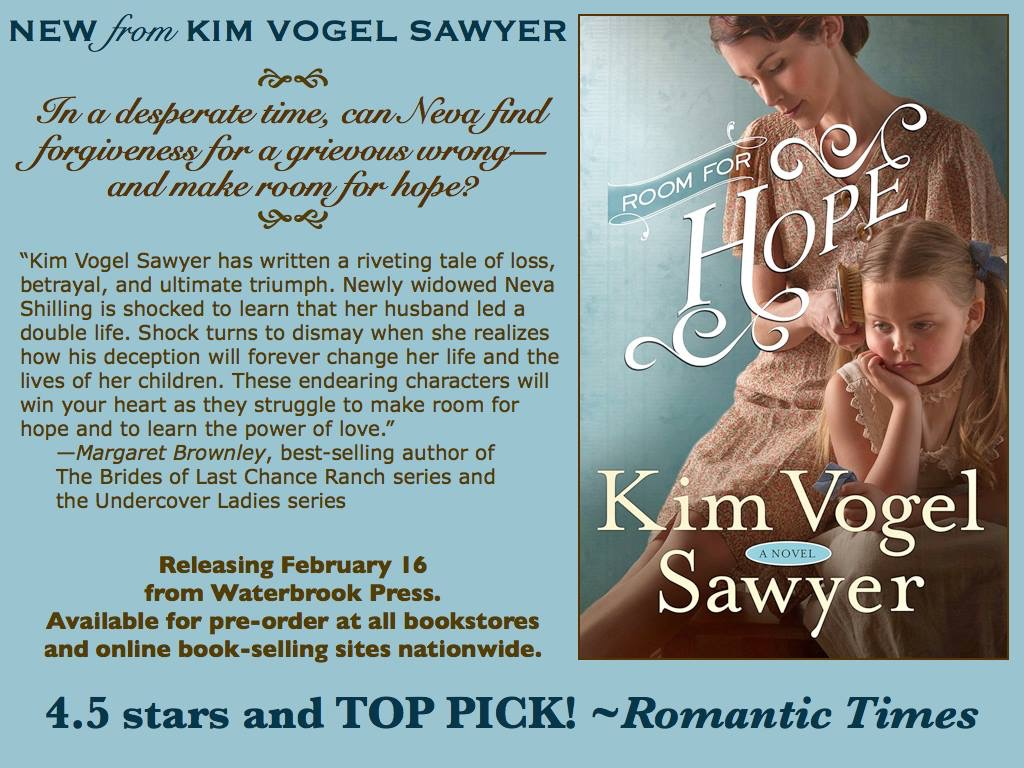 Kim Vogel Sawyer's