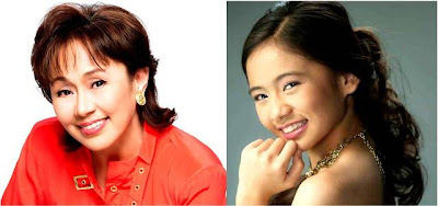 Star For All Seasons Vilma Santos and Primetime princess Ella Cruz