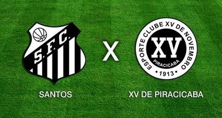 Santos vs XV de Piracicaba - análise completa