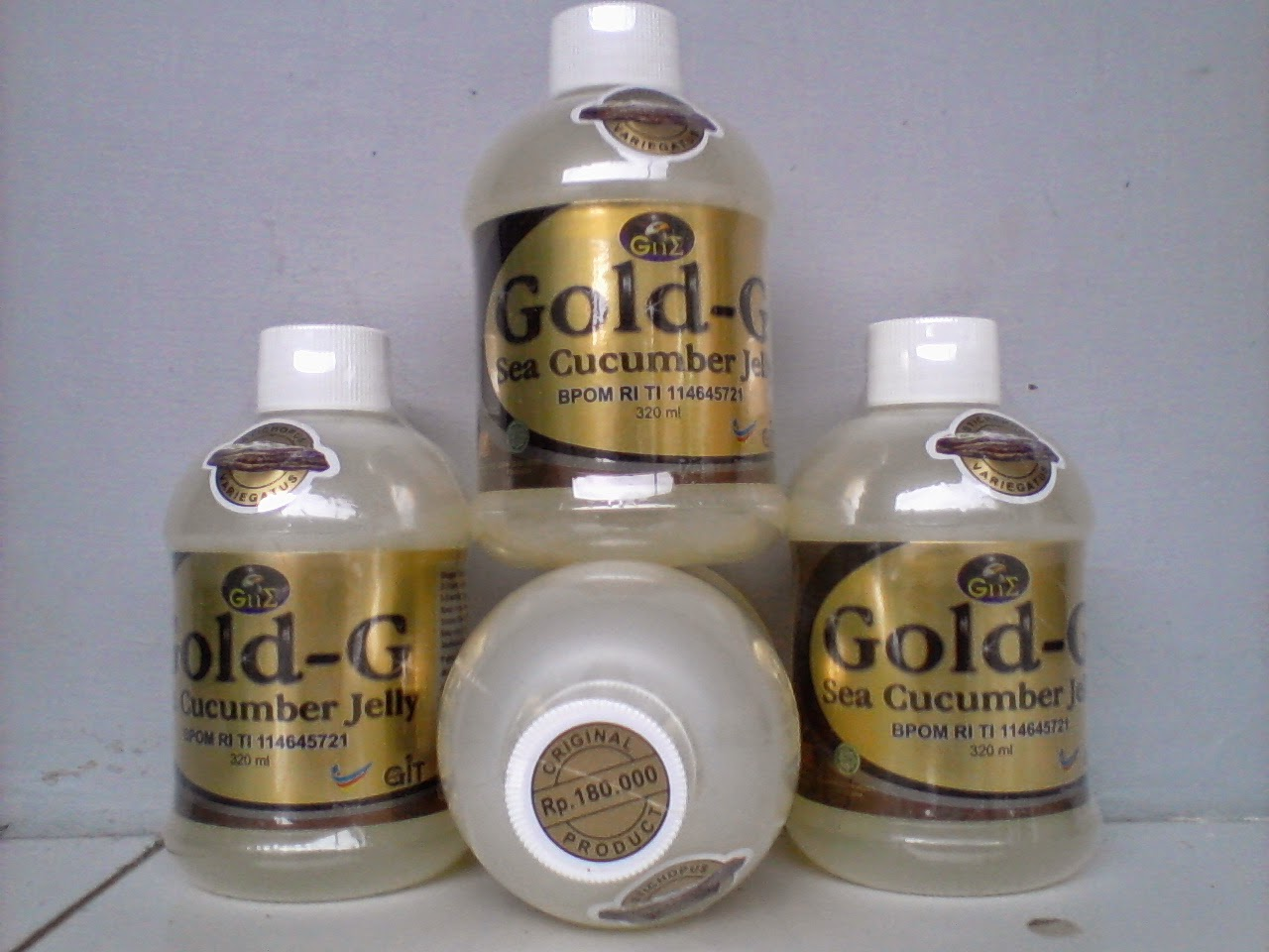 Cara Pesan Gold G
